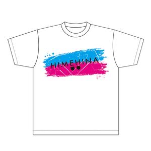 Tシャツ White ヒメヒナグッズ2020ver.