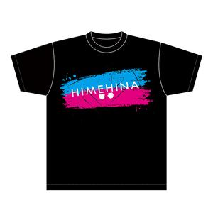 【再販】Tシャツ Black ヒメヒナグッズ2020ver.